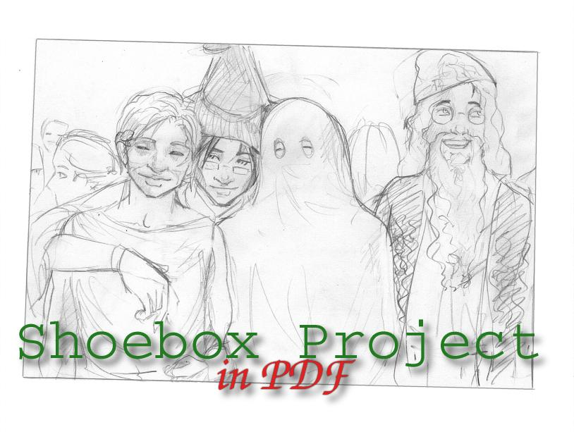 Shoebox Project in PDF